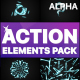 Action Elements   Motion Graphics Pack - VideoHive Item for Sale
