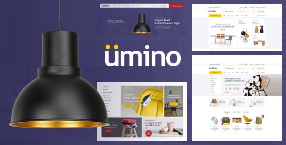 Umino - Electronic OpenCart Theme