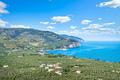 Mattinata, Gargano rocky coast and olive trees, Apulia, Italy. - PhotoDune Item for Sale