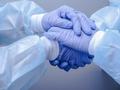 Doctors shake hands - PhotoDune Item for Sale