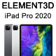 Element3D – iPad Pro 2020