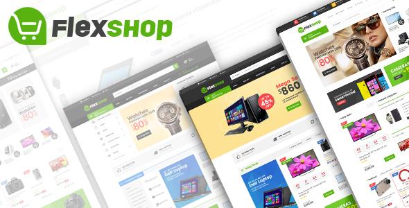 VG Flexshop - Multipurpose Responsive WooCommerce Theme