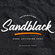 SandBlack - GraphicRiver Item for Sale