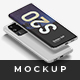 Galaxy S20 Device Mockup - GraphicRiver Item for Sale