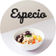 Especio - Food Blog Elementor Template Kit - ThemeForest Item for Sale