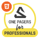 The Character - One Pager Templates for Professionals in HTML 5 - ThemeForest Item for Sale
