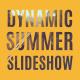 Summer Dynamic Slideshow MOGRT - VideoHive Item for Sale