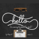 Hello I'm Coming - Handwritten Font - GraphicRiver Item for Sale