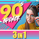90's Opener - VideoHive Item for Sale