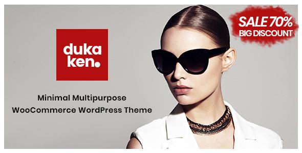 Dukaken – Multipurpose WooCommerce WordPress Theme
