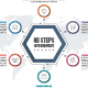 Infographics Template with 06 Steps - GraphicRiver Item for Sale
