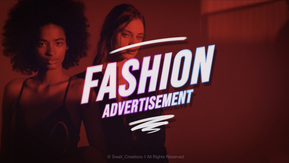 Fashion Advertisement