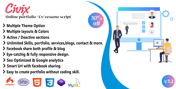 The Cv Plugins Code Scripts From Codecanyon