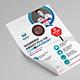 Coronavirus Campaign Flyer Template - GraphicRiver Item for Sale