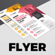 Flyer with PSD - GraphicRiver Item for Sale