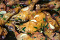 Baked Chicken Drumsticks with Garlic, Herbs and Spices - PhotoDune Item for Sale