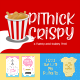 Pithick Crispy - GraphicRiver Item for Sale