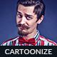 Cartoonize Photoshop Action