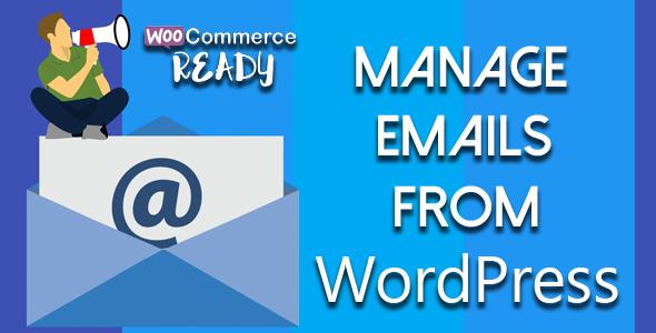 wordpress banner email - wordpress