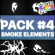 Smoke Elements Pack 04   FCPX - VideoHive Item for Sale