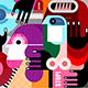 Epidemic Vector Illustration - GraphicRiver Item for Sale