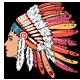 Minimal Tech Glitch Logo Ident