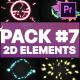 Flash FX Elements Pack 07   Premiere Pro MOGRT - VideoHive Item for Sale