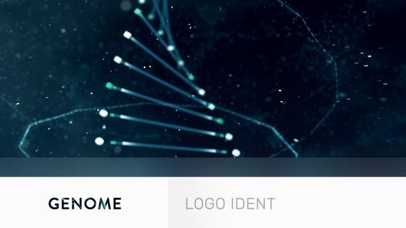 Genome - Logo Ident