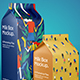 Milk Box Mockup - GraphicRiver Item for Sale