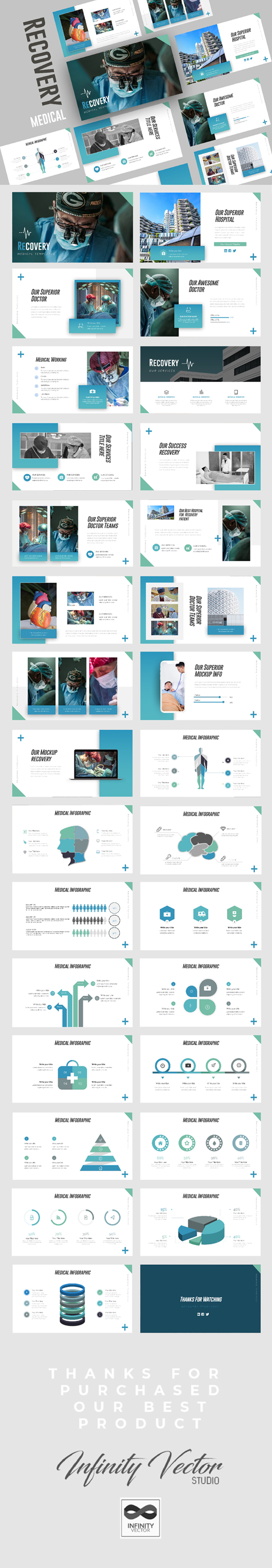 Recovery Medical Google Slides