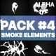 Smoke Elements Pack 04   Motion Graphics Pack - VideoHive Item for Sale