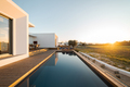 Modern villa with pool and deck - PhotoDune Item for Sale
