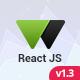 Webmin - React JS Admin Dashboard Template - ThemeForest Item for Sale
