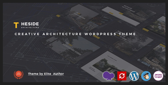 TheSide - Creative Architecture WordPress Theme