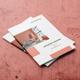 Minimal Interior Design Brochure - GraphicRiver Item for Sale