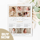 New Born Photography Flyer - Corporate Flyer - GraphicRiver Item for Sale