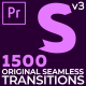 Videolancer's Transitions for Premiere Pro   Original Seamless Transitions - VideoHive Item for Sale