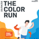 Run Color Flyer - GraphicRiver Item for Sale