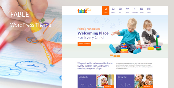 Themeforest | Fable - Children Kindergarten WordPress Theme Free Download free download Themeforest | Fable - Children Kindergarten WordPress Theme Free Download nulled Themeforest | Fable - Children Kindergarten WordPress Theme Free Download