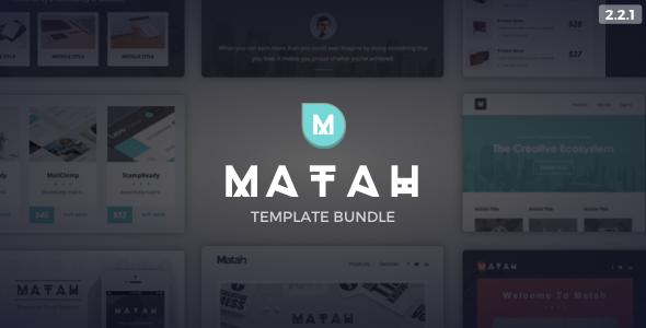 Themeforest | Matah | Responsive Email Set Free Download free download Themeforest | Matah | Responsive Email Set Free Download nulled Themeforest | Matah | Responsive Email Set Free Download