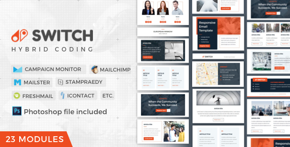 Review: Switch | Business Newsletter free download Review: Switch | Business Newsletter nulled Review: Switch | Business Newsletter