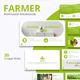 Farmer Keynote Presentation Template - GraphicRiver Item for Sale