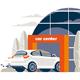 Car Visits Auto Center - GraphicRiver Item for Sale