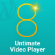 Ultimate Video Player Wordpress Plugin - CodeCanyon Item for Sale