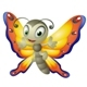 Cartoon Butterfly - GraphicRiver Item for Sale