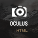 Oculus - Photography HTML Template - ThemeForest Item for Sale