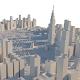 Low Poly City v.2 - 3DOcean Item for Sale