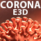 Corona Virus for Element 3D & Cinema 4D - 3DOcean Item for Sale