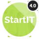 Startit - Fresh Startup Business Theme