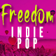 Inspiring Indie Pop Freedom